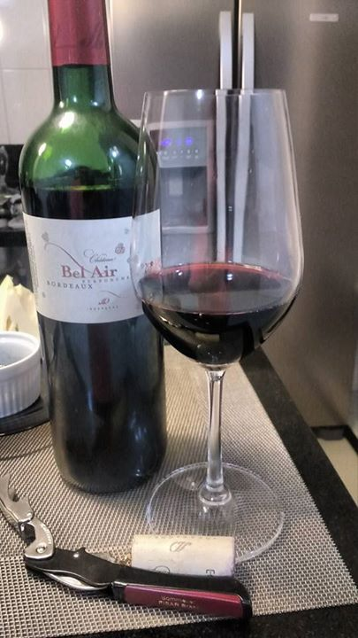 Um Bordeaux de leve, para finalizar o dia e o …