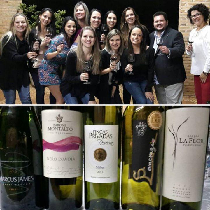 Ainda da 3° Confraria Ladies'Wine Night. Obrigado …