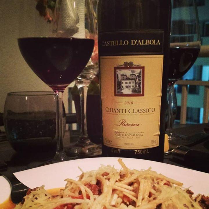 d31960cf Spaghetti Bolognesi  Chianti Classico Riserva ...