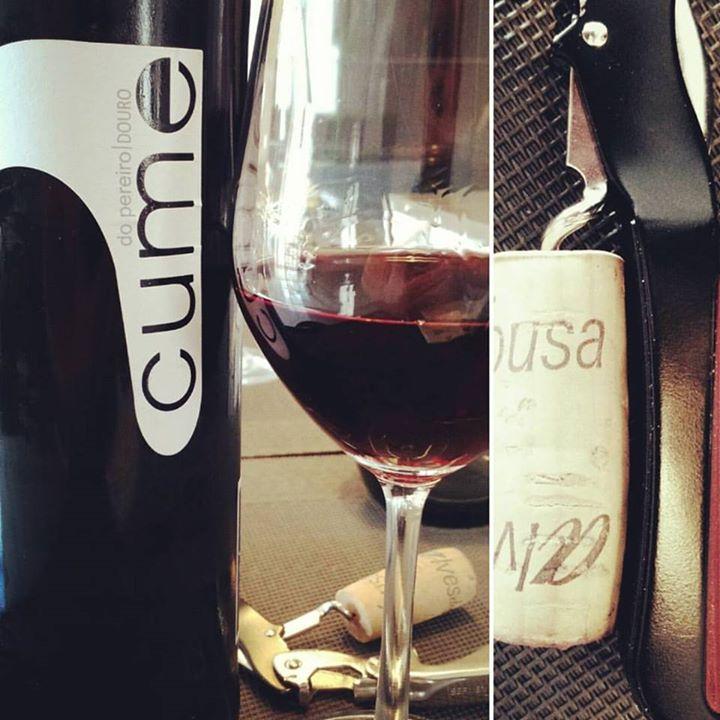 c5263e2a Mais um excelente vinho da Alves de Sousa
