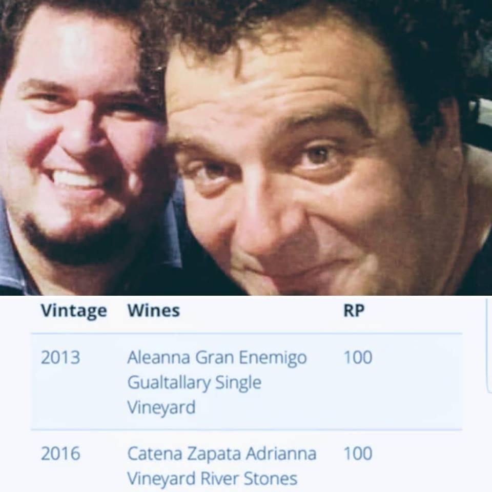 Realmente mais um motivo de orgulho para os amantes do vinho argentino!