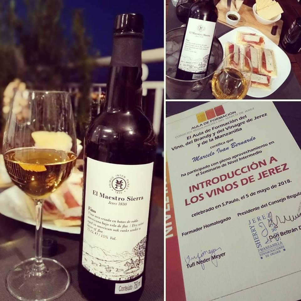 Celebrando com um vinho Jerez… Já provou?