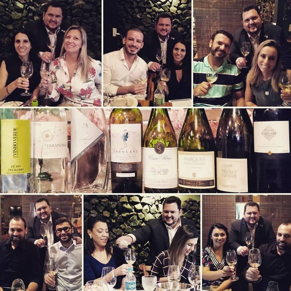 36755334_998667703647787_3129350336217612288_n Pessoas especiais compartilhando a paixão e o respeito pelo vinho.