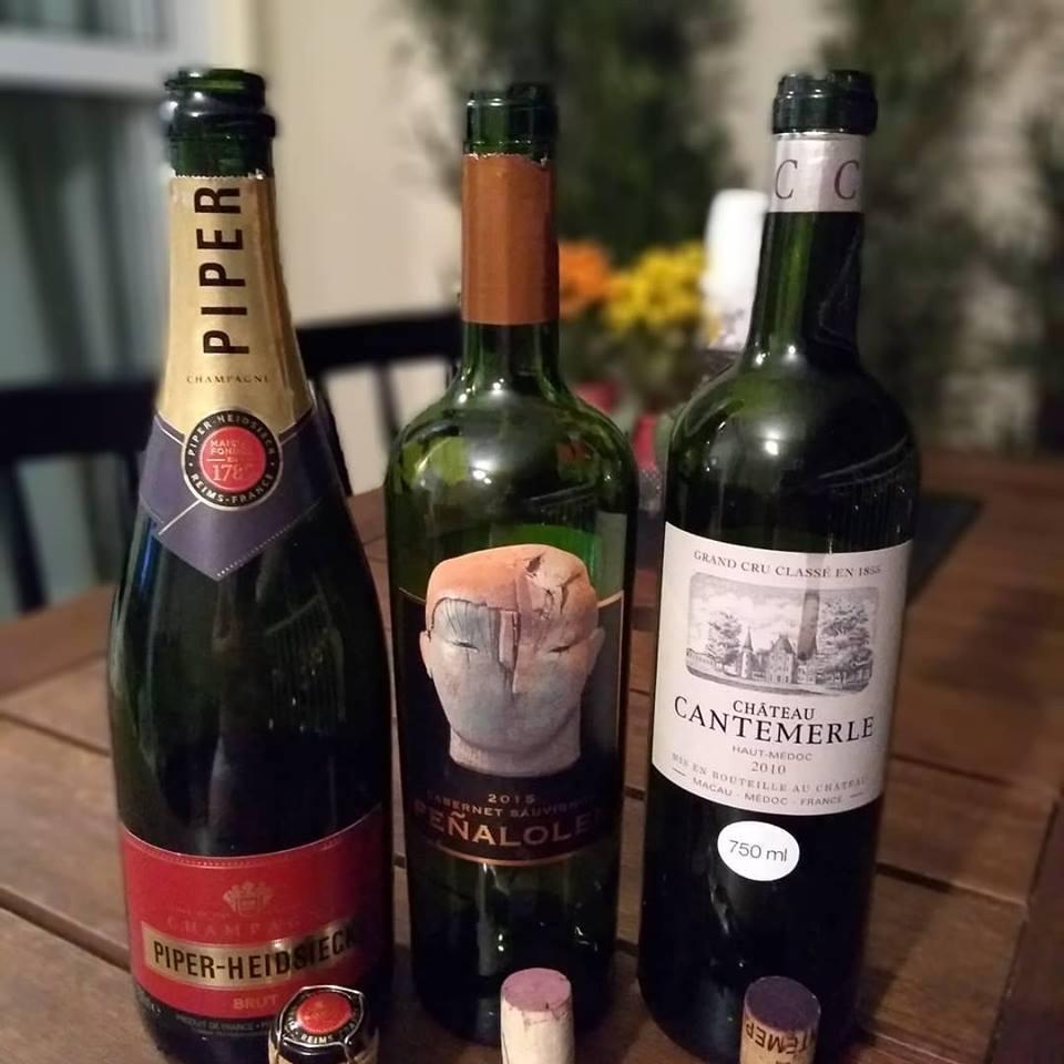 Novos posts com avaliações express dos vinhos que tenho tomado durante a semana…