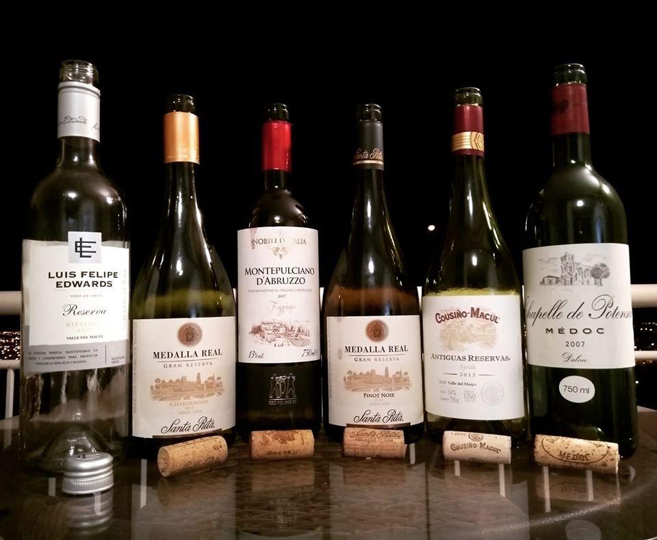 🙋🏻♂Marque aquele seu amigo que gosta de bons vinhos! 👍🏻🍷
