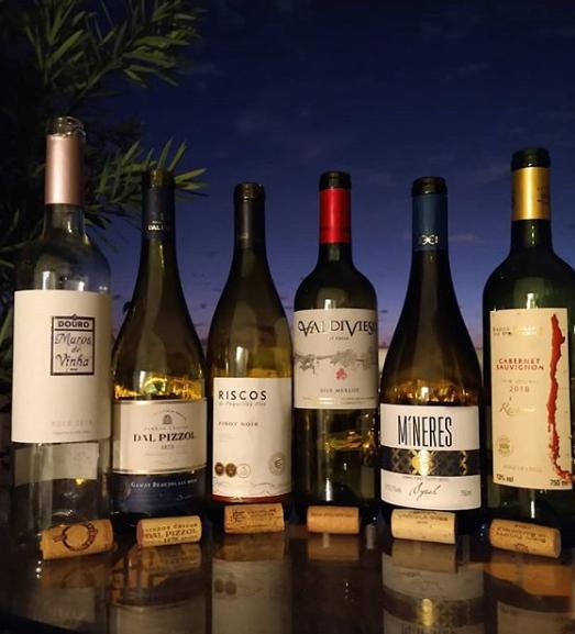 Olá confreiras e confrades! Vamos a mais uma semaninha de vinhos degustados.