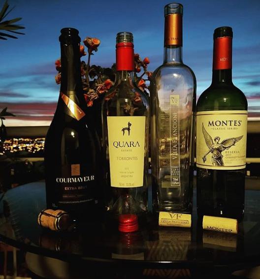 Olá confreiras e confrades! Mais vinhos degustados nesta semana que se passou, antes da temperatura cair de vez!