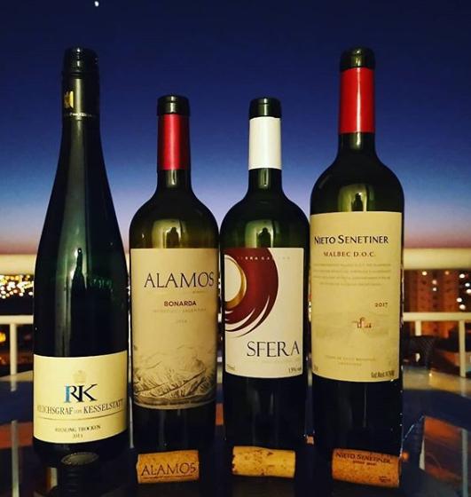 Olá confreiras e confrades! E vamos a mais uma semana maravilhosa de vinhos.