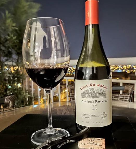 marcelo_bernardo_sommelier_vinho_cousiño_macul Olá confreiras e confrades! Mais uma semana maravilhosa de vinhos