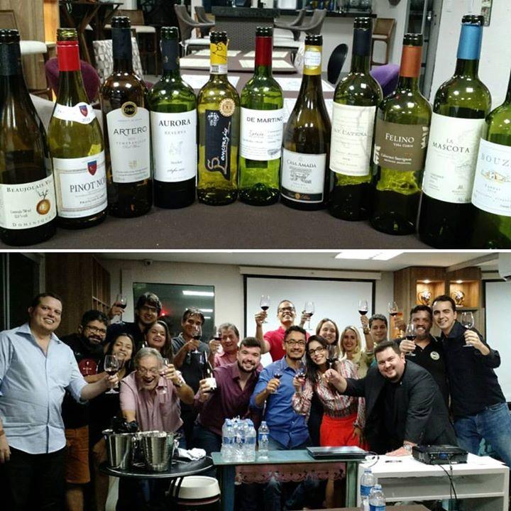 2f954027 17 confrades, 11 uvas tintas de 7 países e muita ...