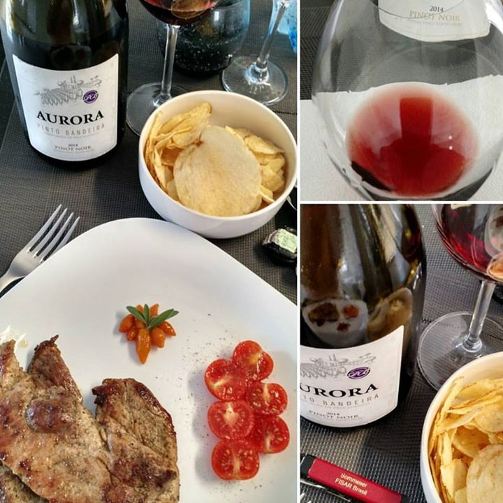 4f90cd76 Um Pinot Noir evoluído, bem gastronômico e com ...