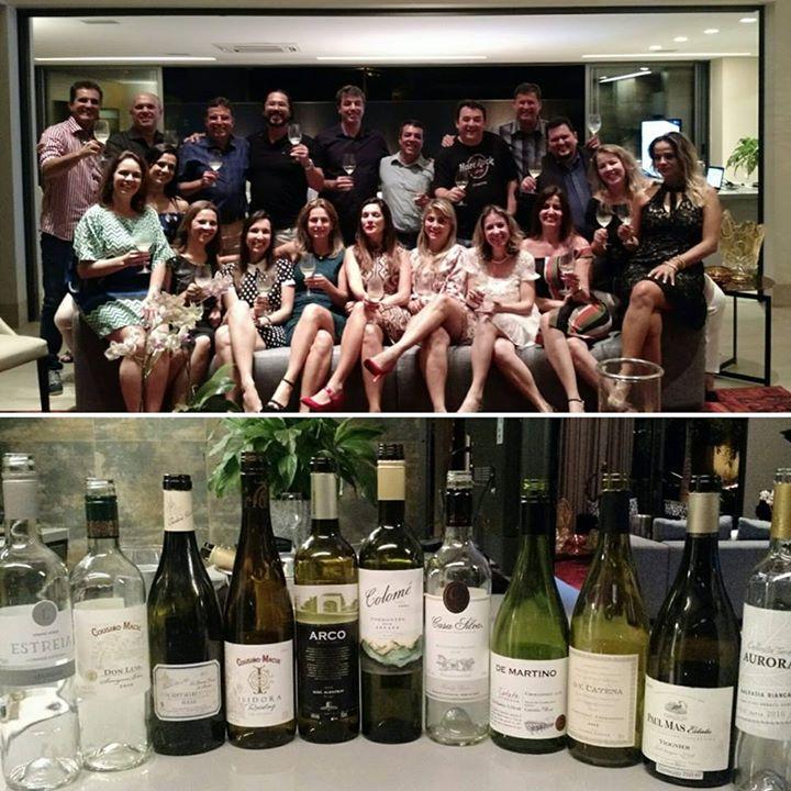 ConfraVinhos Rio Verde, confrades e vinhos brancos …