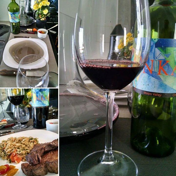 Um vinho complexo, com apenas 2.500 cx/ano, 2010 e …