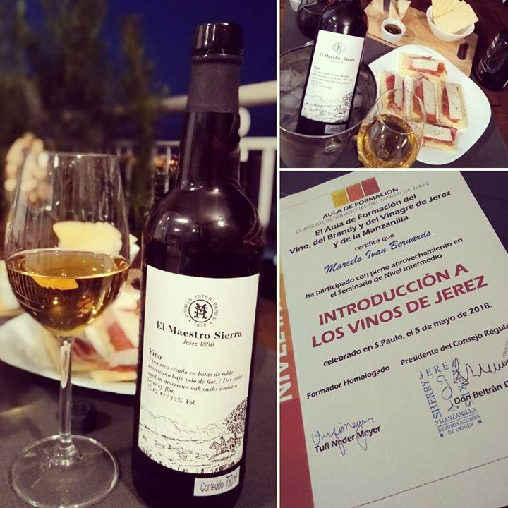 Celebrando com um vinho Jerez… Já provou? …