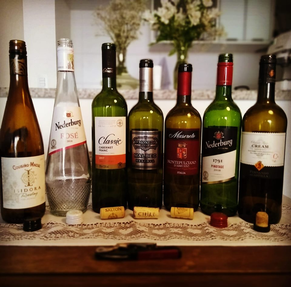 ⚠️Marque aquele seu amigo que precisa experimentar vinhos diferentes!