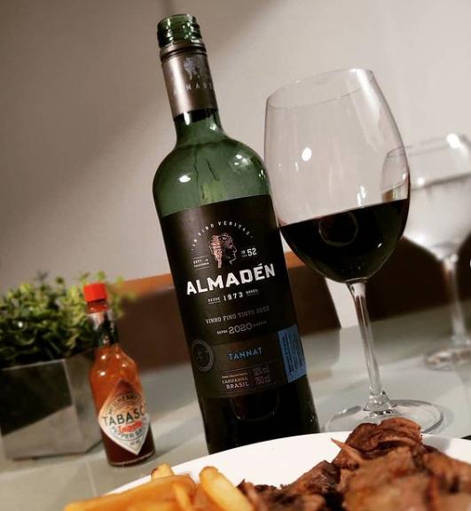 marcelo_bernardo_personal_sommelier_vinho_almaden2 Semana com Cabernet Sauvignon clássico do Chile