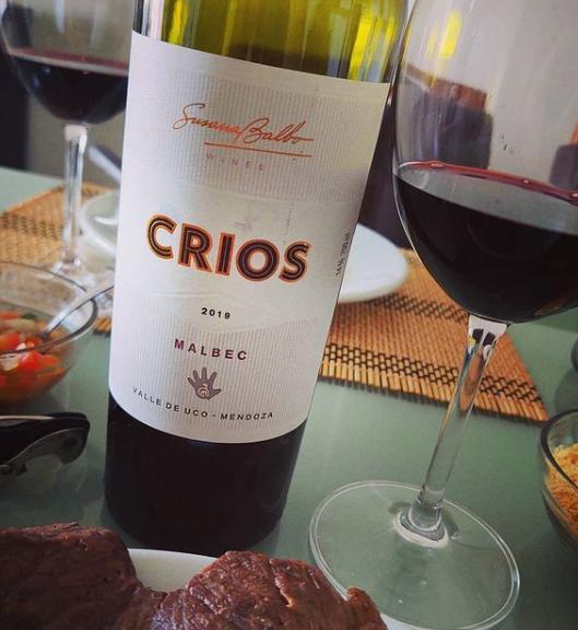 """Marcelo_Bernardo_Personal_Sommelier_vinho_crios Sejam todos bem vinhos por aqui! O """"tour nas taças"""" desta semana foi desde"""